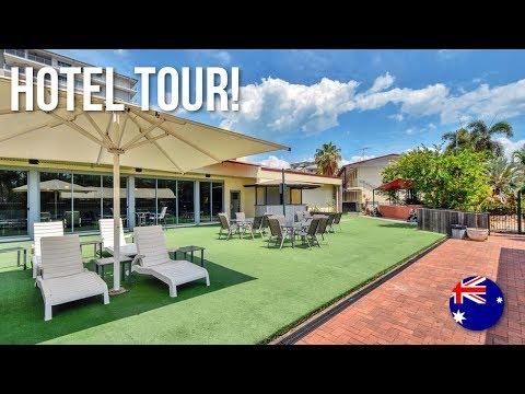 Darwin City Edge Motel & Suites - Darwin | Hotel Tour