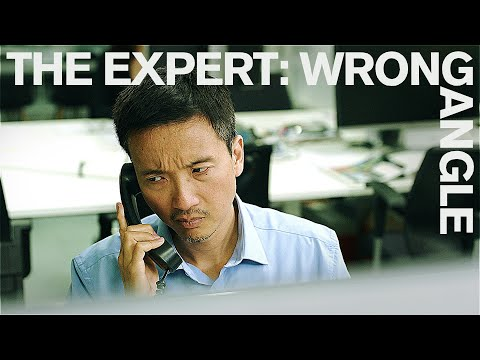 Download Youtube: The Expert: Wrong Angle (Short Comedy Sketch)