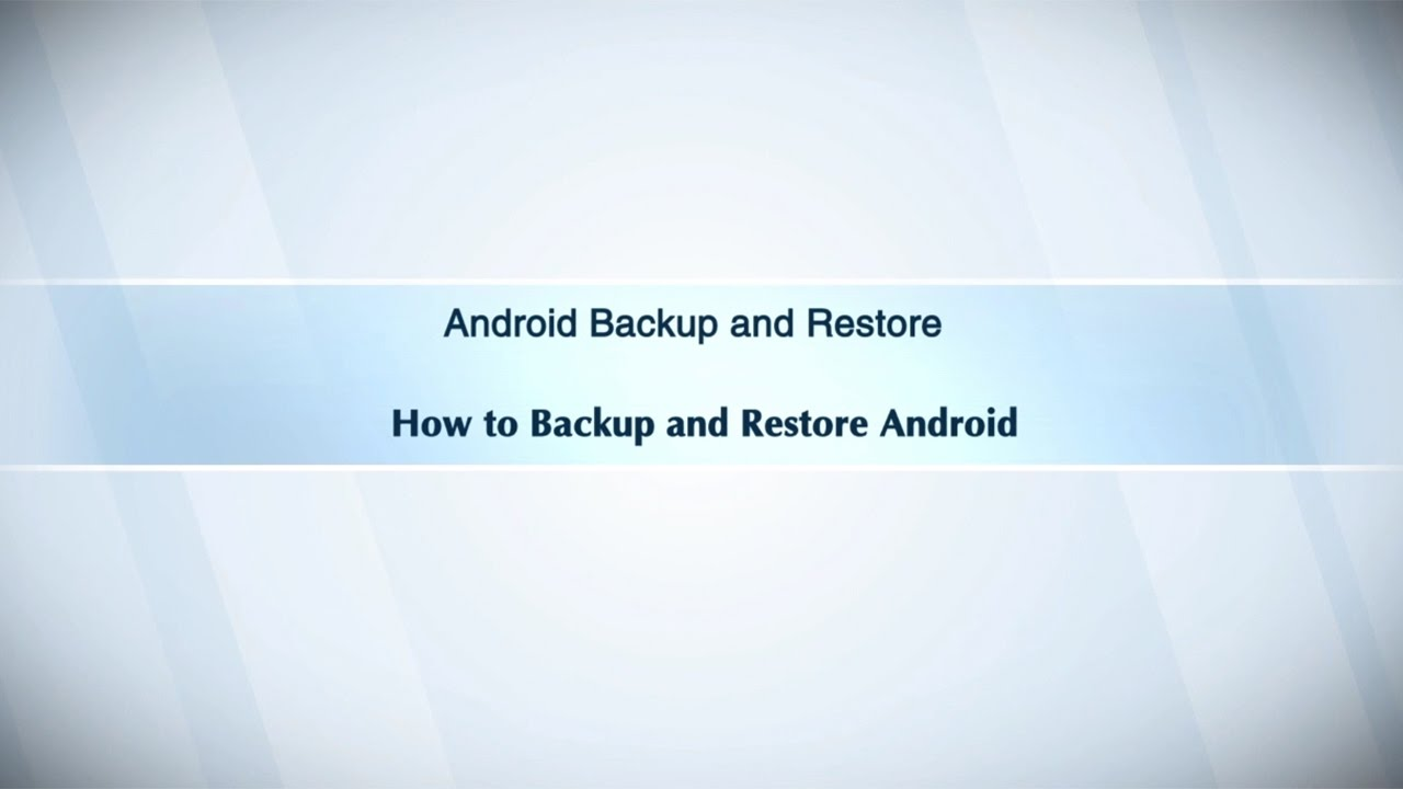 Top 5 Powerful Android Data Recovery Apps and Software of 2019