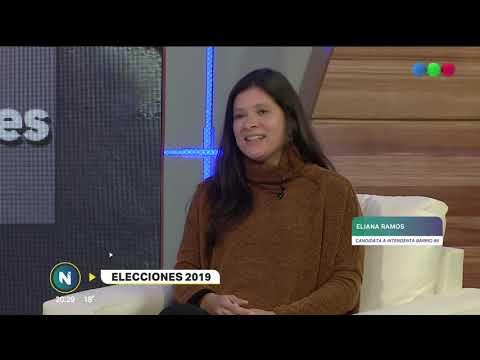 Eliana Ramos Explicó Su Plan De Gobierno Si Llega A La Intendencia