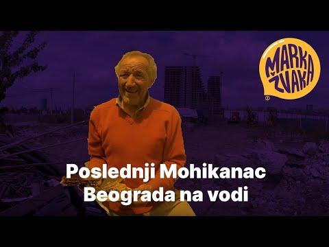 Poslednji Mohikanac Beograda na vodi