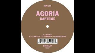 Agoria - Baptême