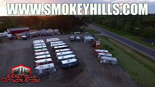 Gambar cover Come Visit Smokey Hills Outdoor Store in Park Rapids MN