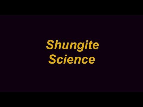 SHUNGITE SCIENCE