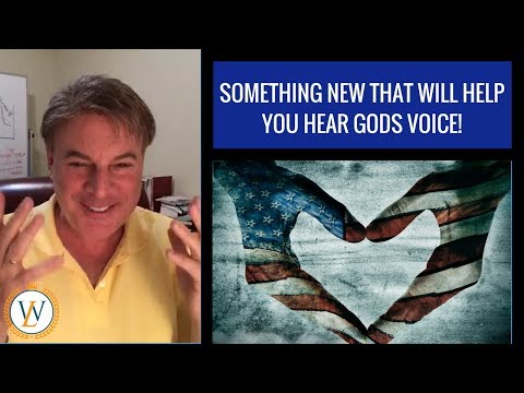 SOMETHING NEW THAT WILL HELP YOU HEAR GODS VOICE! |  Dr. Lance Wallnau |  May 20, 2018