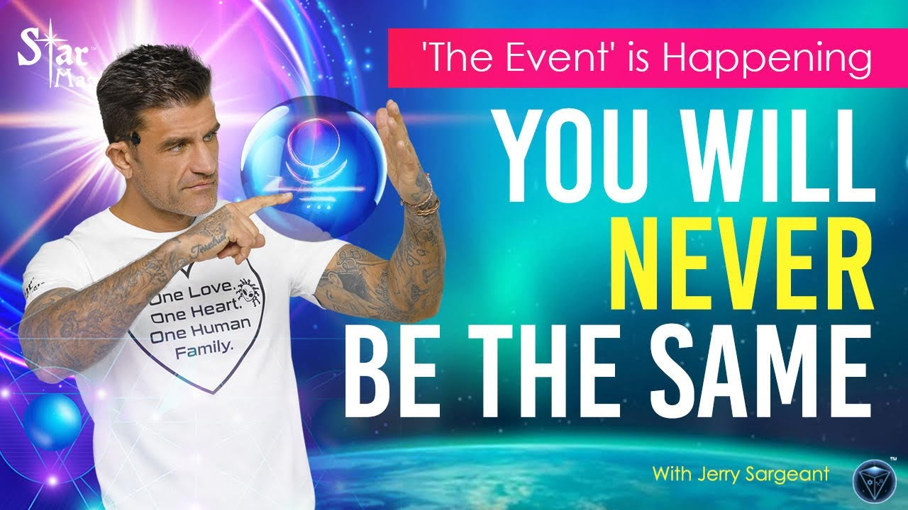 The Event' is Happening  - The MOST Powerful Star Seed DNA Activation EVER
