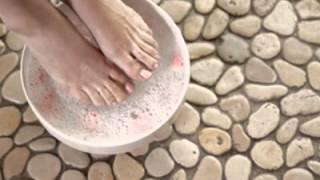 ASMR Reflexology Massage Role Play - Female Whisper