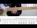【TAB譜付き】煌めく(Kirameku)- ポルカドットスティングレイ(POLKADOT STINGRAY) ギター(Guitar)