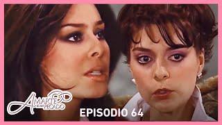 Amarte es mi pecado: Cristina intenta impedir la boda de Leonora y Félix | Escena C-64 | tlnovelas
