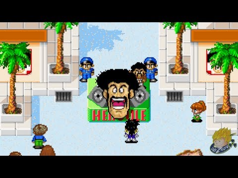 Dragon Ball Z: The Legacy Of Goku 2 | Meet Piccolo In West City | (Part 4)【HD】