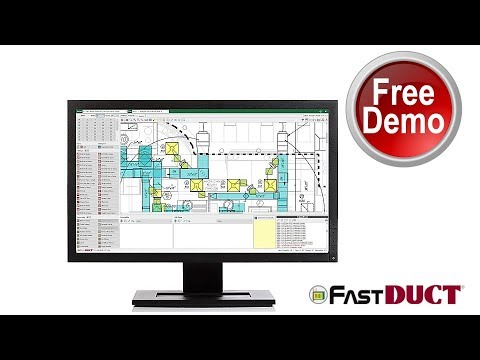 FastDUCT Mechanical Estimating Software For HVAC And Sheet Metal Projects