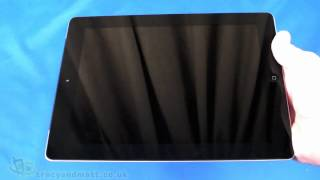 New iPad (3rd Gen) unboxing video