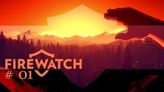 Firewatch #01 [Deutsch/ German] nackte Frauen am See