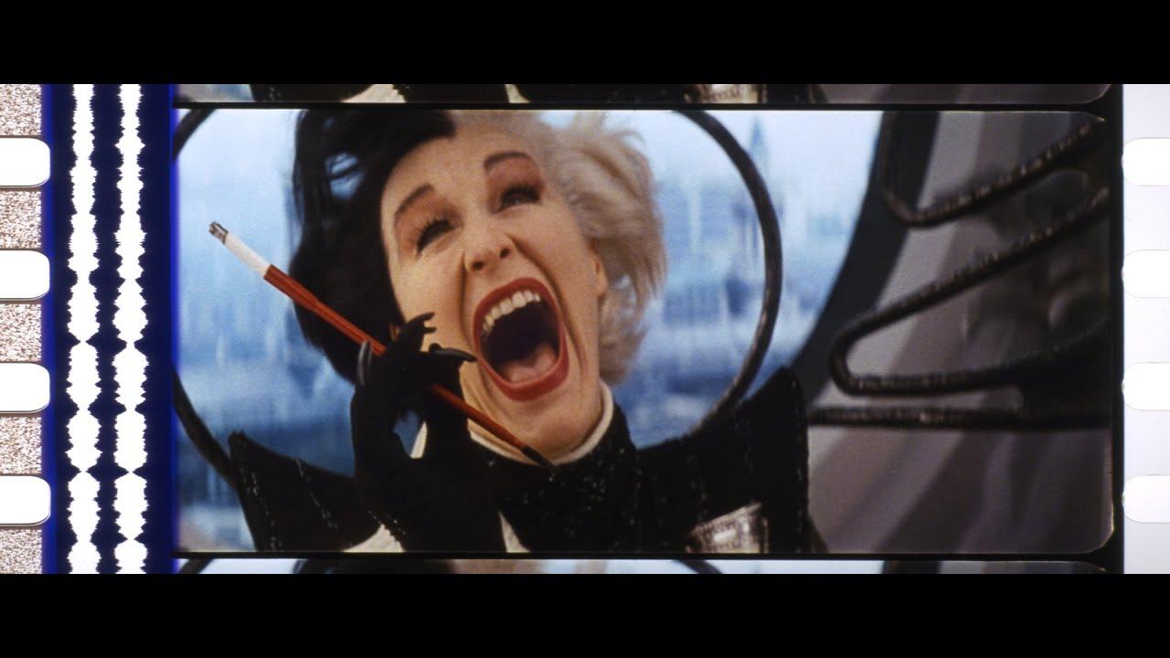 Download 101 Dalmatians (1996), 35mm film trailer, scope.