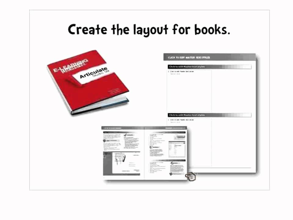 How to Use PowerPoint to Create the Layout for Books - YouTube - powerpoint books