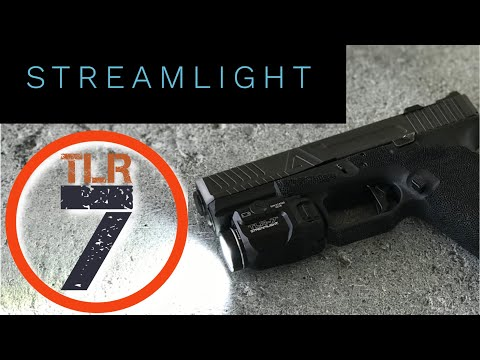 *NEW* Streamlight TLR7 Review, VS Surefire X300 and more
