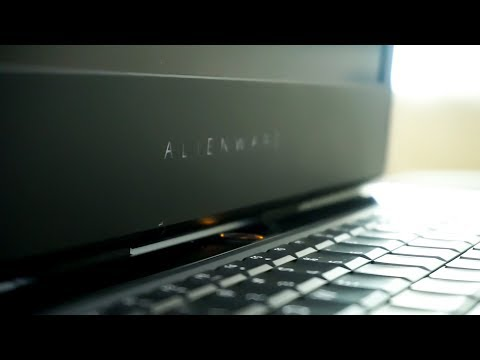 6 Core Alienware 15.6 Gaming Laptop | Overview & Unboxing