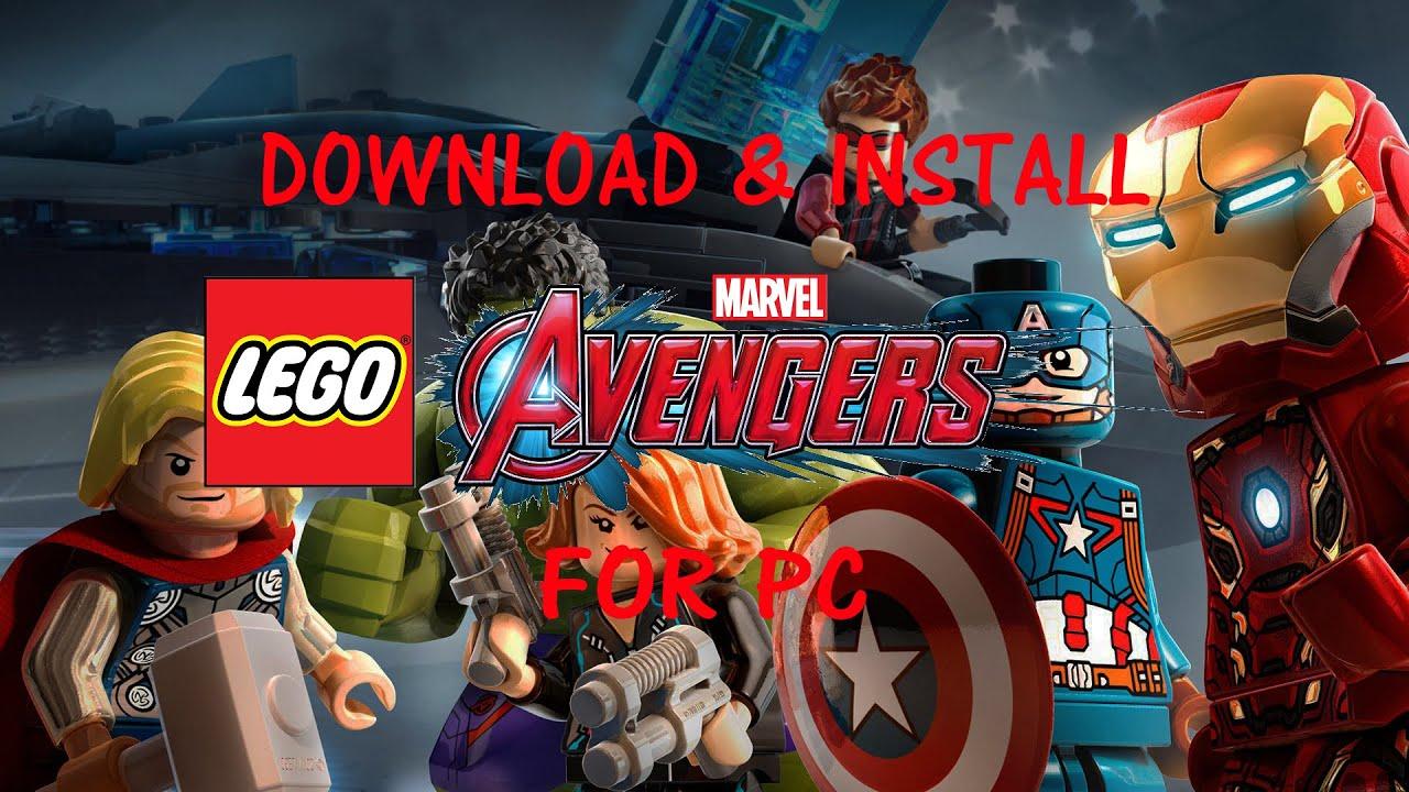 download pc lego avengers marvel