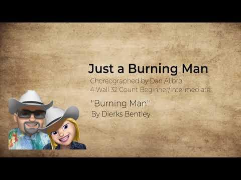 Just a Burning Man