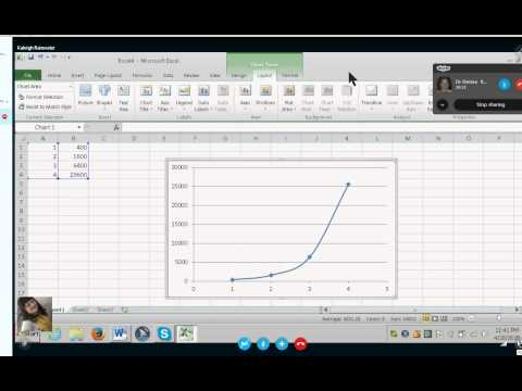 math--make-a-curved-line-in-a-graph-using-excel---option-with-talking-software