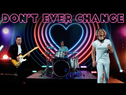 HANSON - Don't Ever Change   Official Music Video