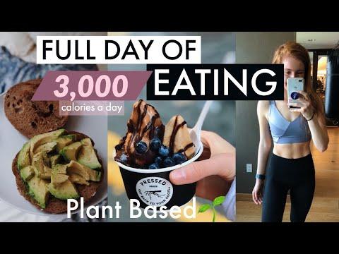 Full Day Of Eating (Plant Based & Vegan)