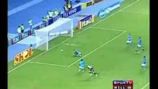 Defesas espetaculares do Victor - Grêmio
