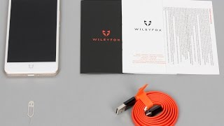 ОБЗОР - WILEYFOX SWIFT 2