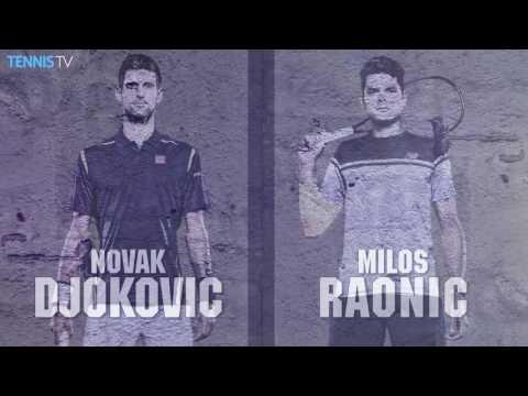Thiem-Monfils; Djokovic-Raonic Highlights: 2016 Barclays ATP World Tour Finals