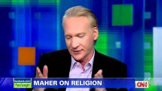 Bill Maher explains his apathetic atheism,