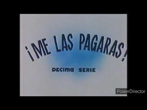 ME LAS PAGARAS!!(!Nu, Pogodi!) 2da Parte Series: 10 Al 11- DIBUJOS