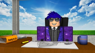 We buy a games office!!! (ROBLOX)