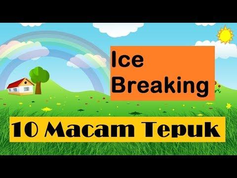 Ice Breaking.... 10 Macam Tepuk