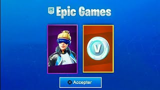 DÉBLOQUER THE NEW FREE PACK -NEO VERSA- on FORTNITE 😱 (PLAYSTATION 4 PRO)