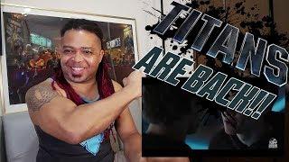 Titans Season 2 Full Trailer | DC Universe | The Ultimate Membership Reaction & Review