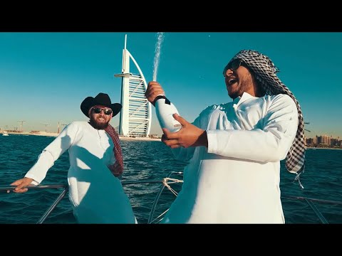 EN DUBAI CELEBRANDO EL AÑO NUEVO EN LA TORRE MÁS ALTA DEL MUNDO 🤩 / Grillo la Duda