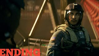 Call of Duty Infinite Warfare Gameplay Walkthrough ENDING Suicide Mission