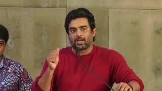 Madhavan speech vikram veda 100 days vikram vedha 100 days
