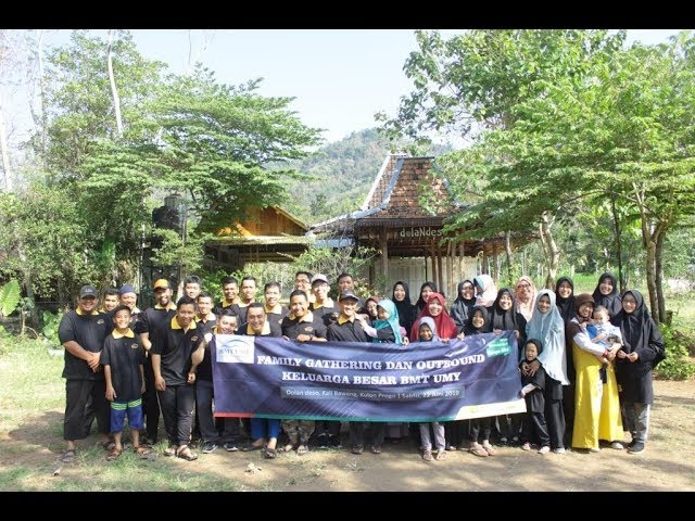 Family Gathering & Outbound BMT UMY 2019