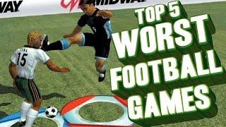 Top 5 - Worst Football Games