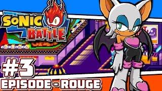 Sonic Battle - Part 3: Rouge The Bat