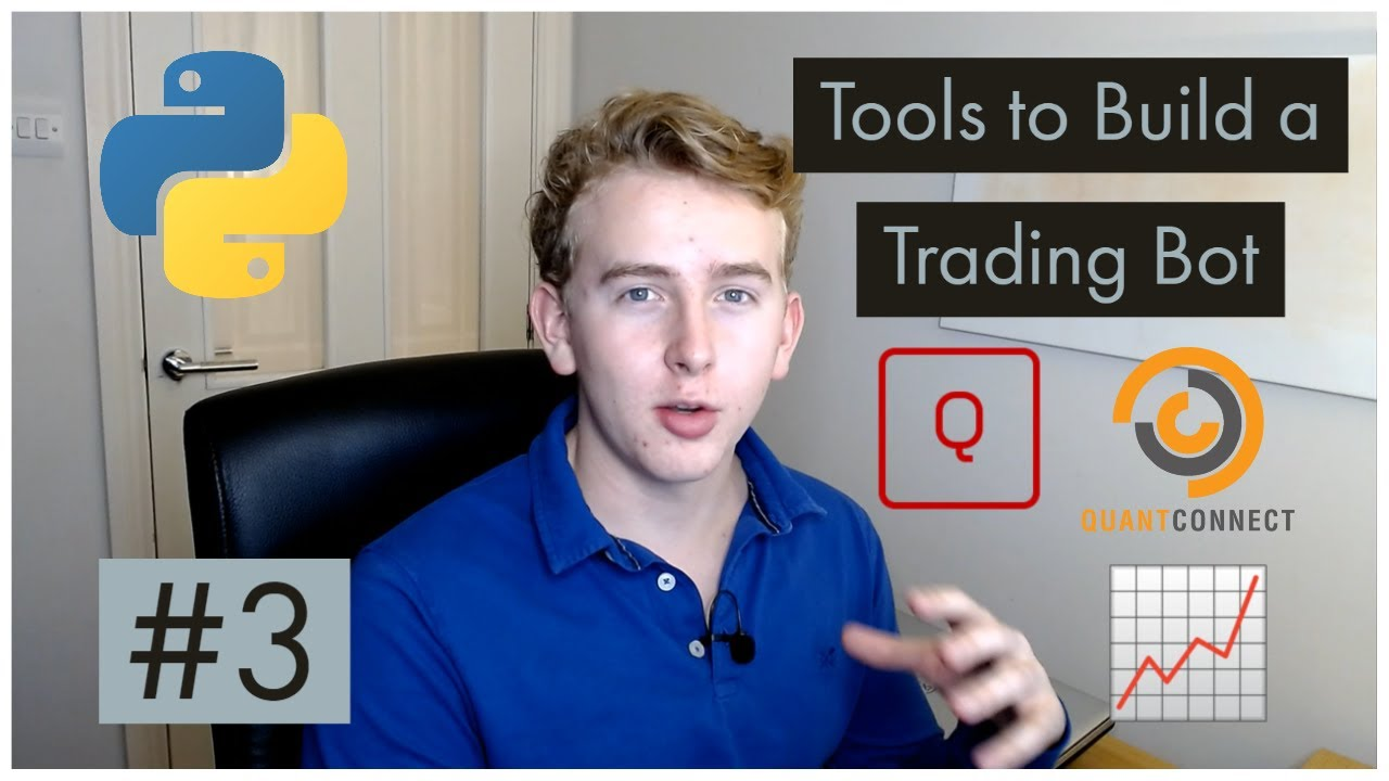 Tools to Build a Trading Bot - Trading Bot in Python #3 6