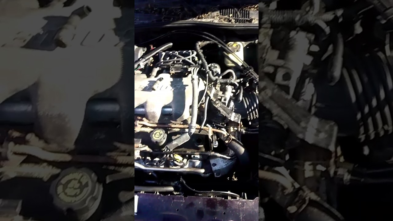 Chevy Malibu Coolant Temp Sensor Replacement Youtube 2001 Lumina Wiring Diagram