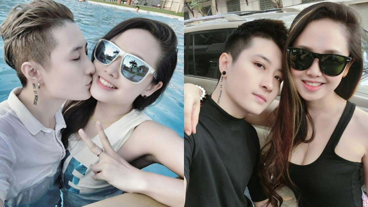 lesbian couples Beautiful