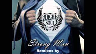 Strong man (Abicah Soul rub dub) - David Sabat & Global Niche Movement