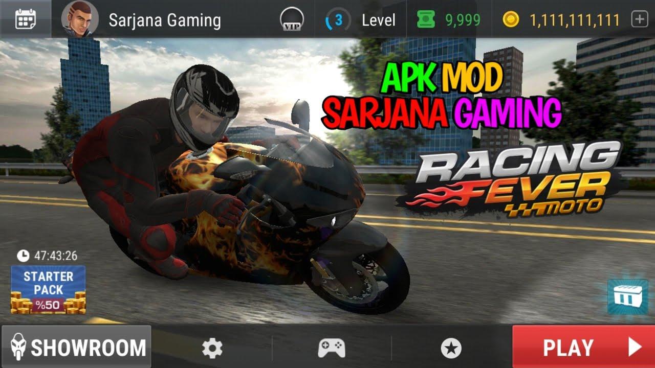 moto racer apk mod