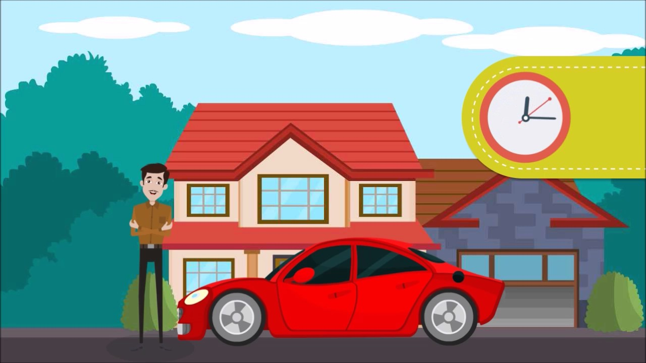 Auto Insurance Animated Video Youtube