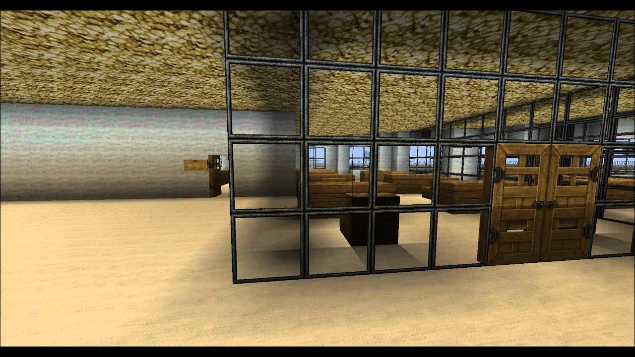 minecraft das pentagon das wei e haus youtube. Black Bedroom Furniture Sets. Home Design Ideas