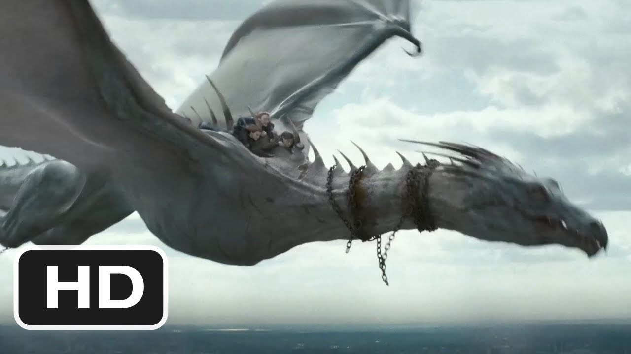Harry Potter And The Deathly Hallows Part 2 2011 Official Trailer 2 New Hd Youtube