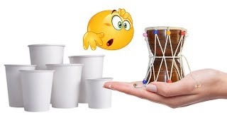 Amazing Paper Cup Craft Idea | DIY Paper Cup Craft | Crafts Junction